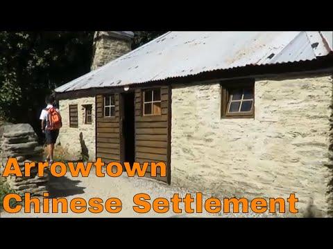 Arrowtown Chinese Settlement, New Zealand