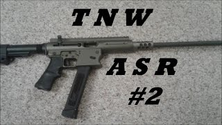 TNW, The ASR,  Returned from factory repair.