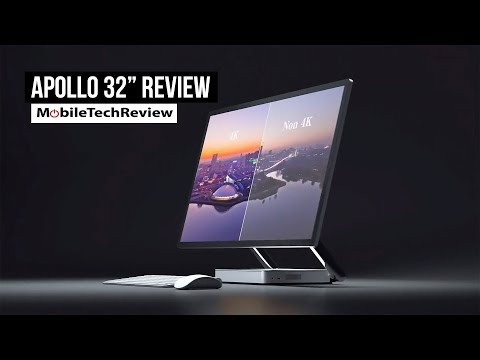 "Sefree Apollo 32"" Review - The Half Price Surface Studio Clone"