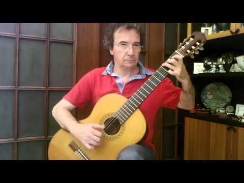 Le Avventure di Pinocchio (Classical Guitar Arrangement by Giuseppe Torrisi)
