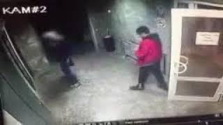 Опознание подозреваемого в грабеже