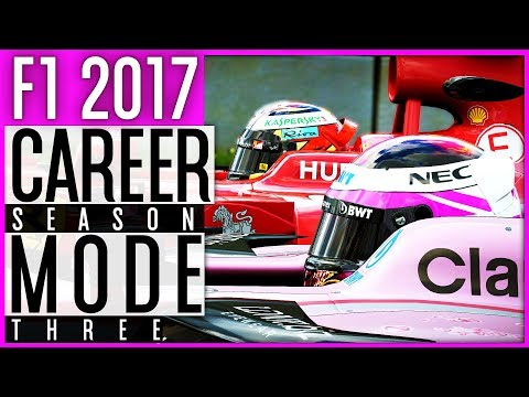 F1 2017 CAREER MODE #60 | ME VS RAIKKONEN! | ABU DHABI FINALE