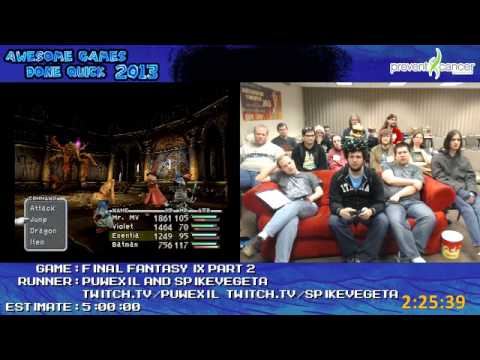 Get AGDQ 2013 - Final Fantasy IX Speedrun, Part 2 (Discs 3&4) Pictures