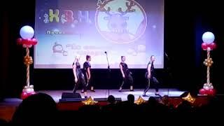 КВН игра приколов танец в театре юность г Узловая
