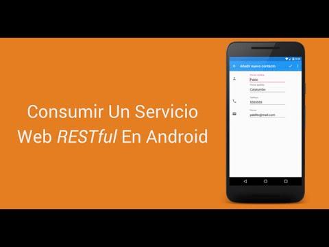 Consumir Un Servicio Web REST Desde Android