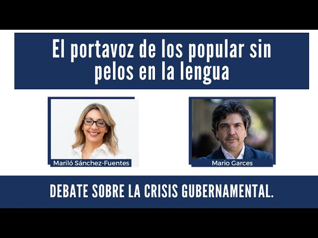 Todo sobre la crisis gubernamental sin pelos en la lengua.
