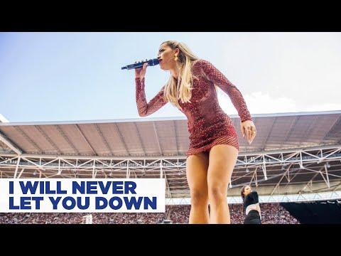 Rita Ora - I Will Never Let You Down (Summertime Ball 2014)