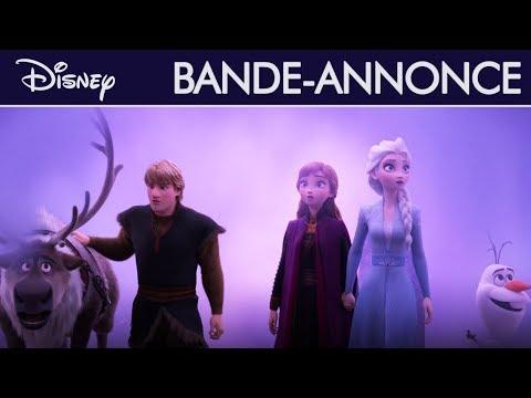 La Reine Des Neiges 2 Bande Annonce Officielle Disney