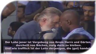Christ bricht in Tränen aus, nach der Antwort auf seine Frage! ┇ Yusuf Estes
