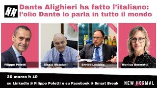 Olio Dante a New Normal Live, il talk dedicato agli italiani