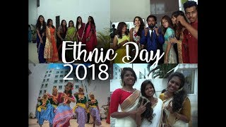 ETHNIC DAY 2018 | THE OXFORD COLLEGE |