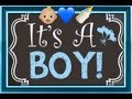BABY IS ON HIS WAY
