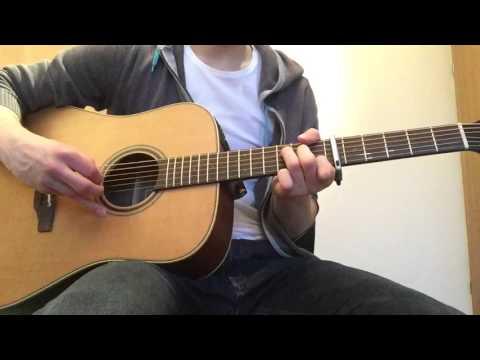 Eisener Steg (Acoustic) By Philipp Poisel Guitar Cover