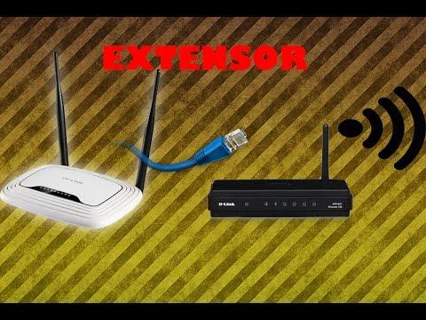 [TUTORIAL] Usa Tu Router Viejo Como Extensor De Señal! Windows Xp/7/8/10