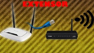 [TUTORIAL] Usa tu router viejo como extensor de señal! Windows xp/7/8/10