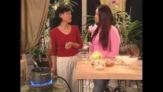 Thai Food Chicken Soup In Coconut Milk (tom Kha Gai)