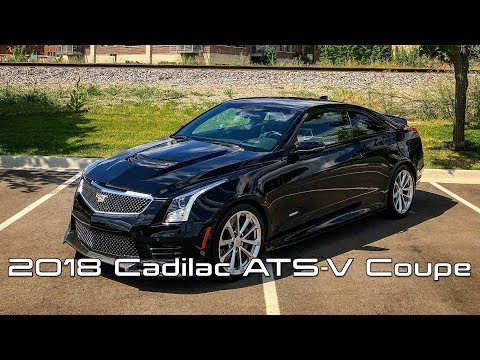 real-world-review-2018-cadillac-ats-v-coupe:-context-is-everything