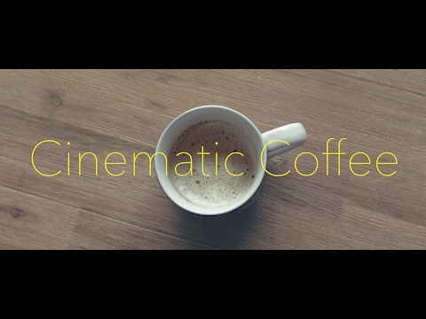 Cinematic Coffee (Sony FS5)