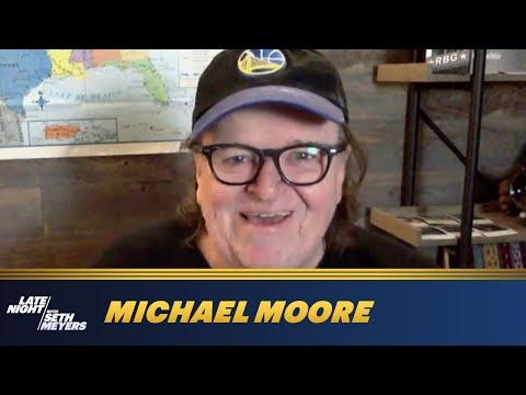 Joe Biden Was Starstruck Meeting Michael Moore