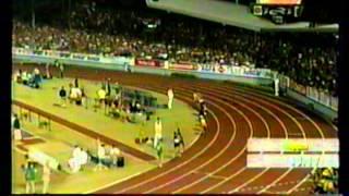 2001 Zurich 800m