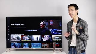 รีวิว : ทีวี CooCaa Android TV ขนาดจอ 40 และ 50 นิ้ว