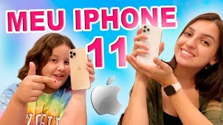 ABRINDO IPHONE 11 - unboxing iPhone 11