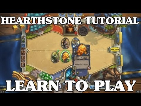 How To Play Hearthstone - A Tutorial