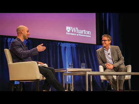 Nine Lies About Work: Marcus Buckingham with Adam Grant | 2019 ...