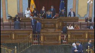 Arranca con polémica la XIII Legislatura en el Congreso