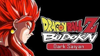 Dragon ball Dark Sayan Gameplay Vegito ssj4