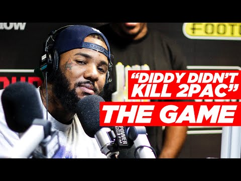 """The Game """"Diddy Didn't Kill Pac"""", New Music Prod. Scott Storch"""