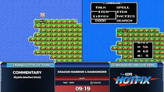 Random Number Generation - Dragon Warrior IV Randomizer