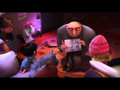 Despicable Me - Bedtime Story Scene - Sound to Picture