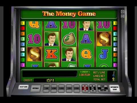 Игровой автомат THE MONEY GAME играть бесплатно и без регистрации онлайн