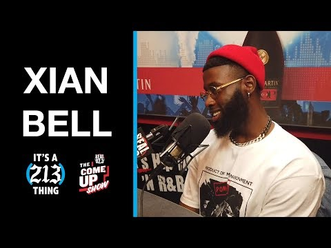 The Come Up On Real Blog - Xian Bell stops by on The Come Up Show