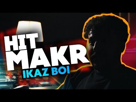 Youtube: Hitmakr #10: Ikaz Boi, le producteur avant gardiste de Hamza, Damso, 13 Block, Quavo…