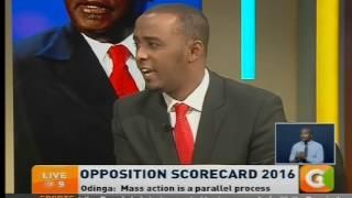 Uhuru threatened to SACK speaker Muturi - Raila