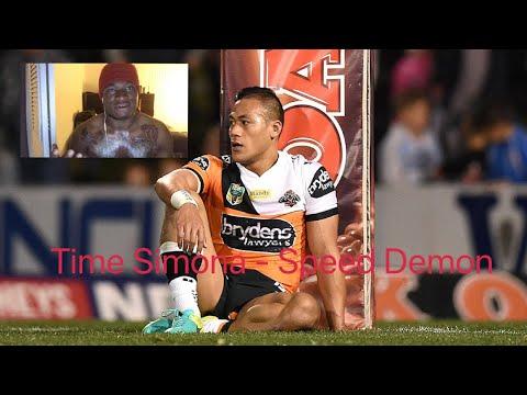 | Tim Simona - Speed Demon | Reaction Video 🔥⚡️