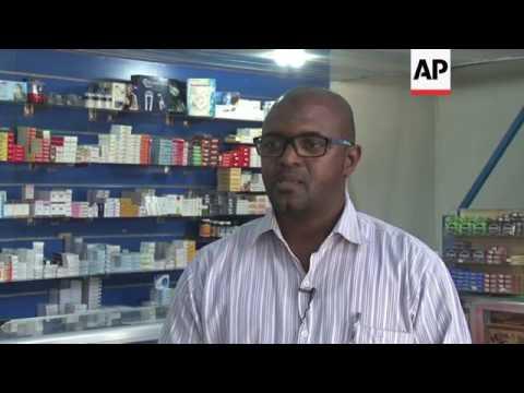 Price of medicine soars in Sudan