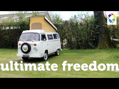How You Can Feel the Ultimate Freedom - Roadtrip with VW T2 Camper