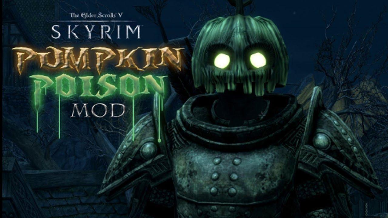 skyrim how to get mayhem spell