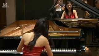 the 64th ard music competition mozart concerto for 2 pianos and orchestra kv 365 in e flat major
