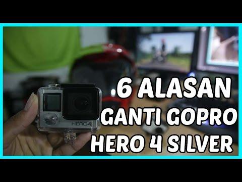 6 Alasan Membeli Gopro Hero 4 Silver Untuk Motovlogging Kelebihan dan Kekurangan