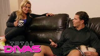 Natalya and Tyson talk about the incident at the Performance Center: Total Divas, Nov. 24, 2013