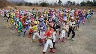 Download lagu Power Rangers Legendary War MP3
