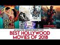 Best Hollywood Movies of 2018 - An Analysis (Indians perspective)