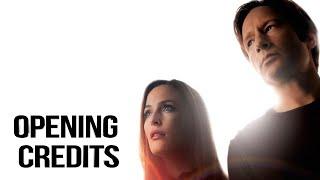 X-Files | Season 1-7 Opening Credits | FOX