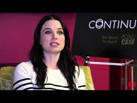 Rachel Nichols on 'Continuum' season 3