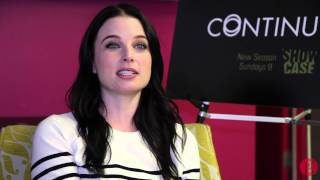 Rachel Nichols on 'Continuum' season 3