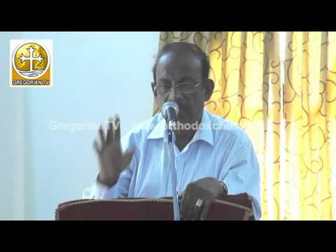 Nature is God's Gift - Speech by Prof. Dr.K.P. Joy
